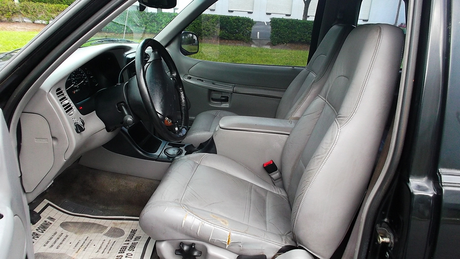 1999 Ford Explorer Interior Car Interior Design