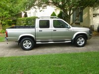 Picture of 2001 Nissan Frontier 4 Dr XE Crew Cab SB, exterior