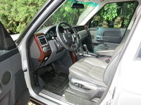 Picture of 2003 Land Rover Range Rover HSE, interior