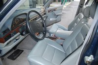 Picture of 1991 Mercedes-Benz 300-Class 4 Dr 300SE Sedan, interior