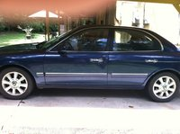 2005 Kia Optima Overview
