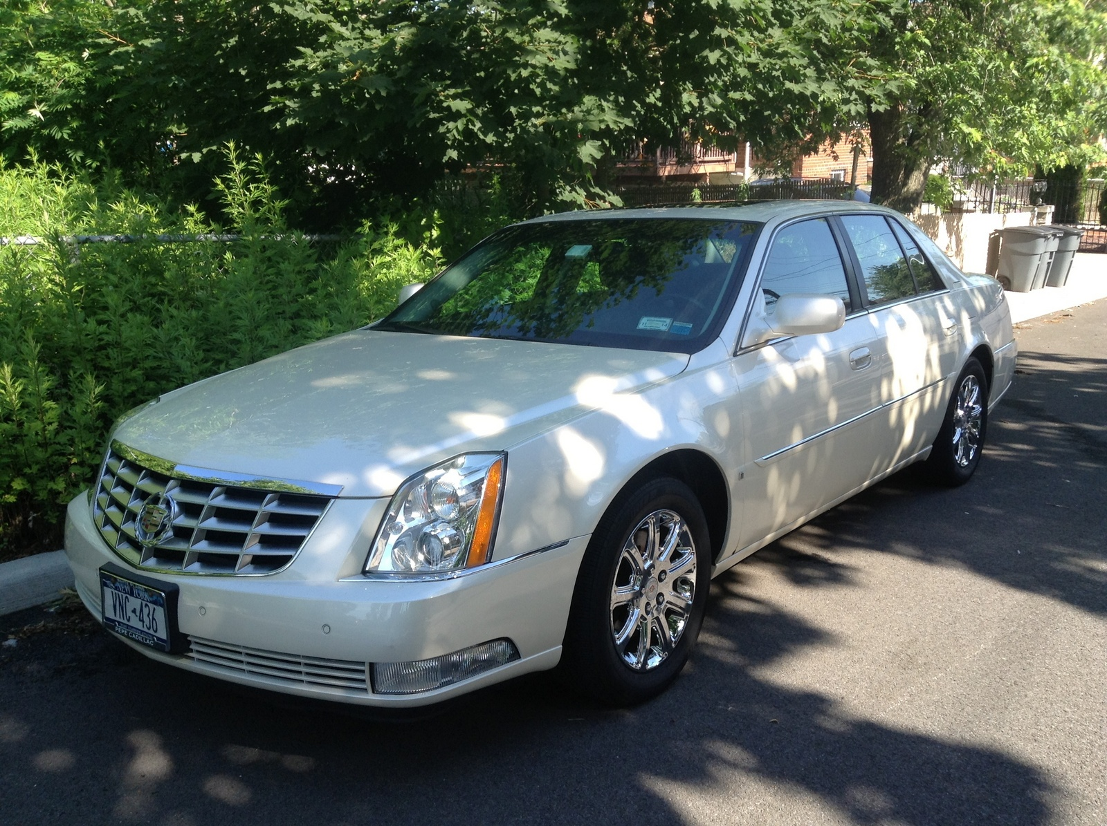 Used Cadillac Cts Coupe >> 2008 Cadillac DTS - Pictures - CarGurus