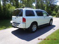 Picture of 2006 Nissan Armada LE 4WD, exterior, gallery_worthy