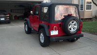 Picture of 2006 Jeep Wrangler X, exterior