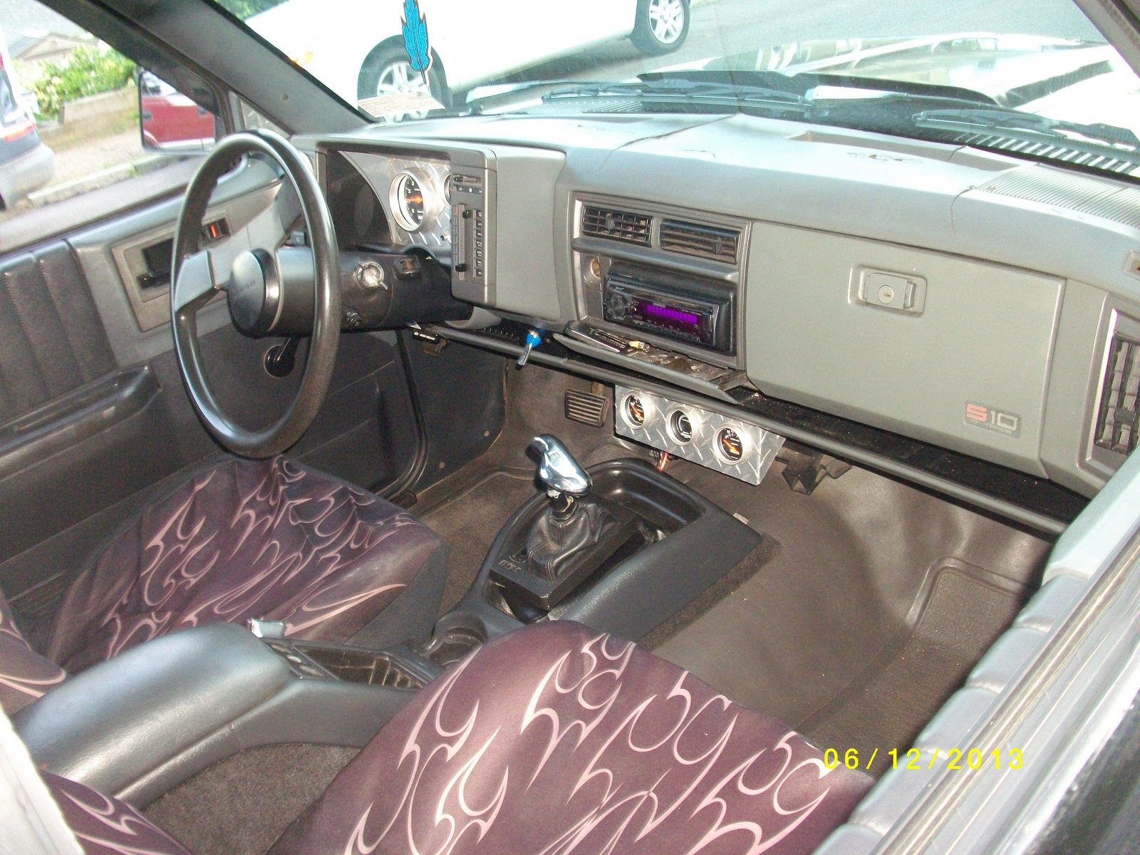 Picture of 1989 Chevrolet S-10 Blazer Sport, interior