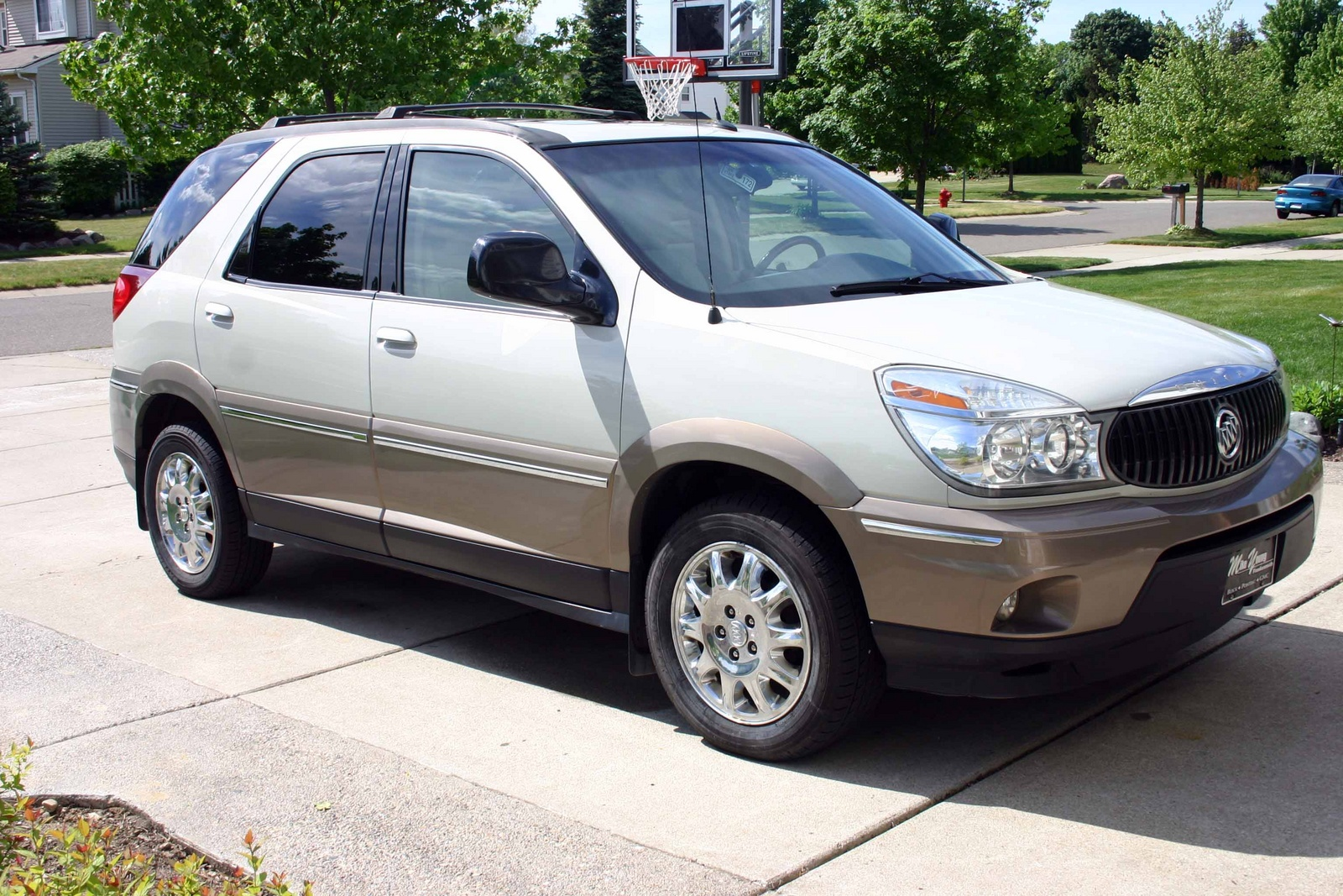 2006 buick rendezvous pictures cargurus. Black Bedroom Furniture Sets. Home Design Ideas