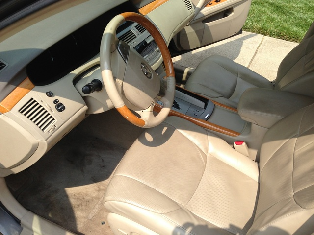Picture Of 2006 Toyota Avalon Limited, Interior, Gallery_worthy