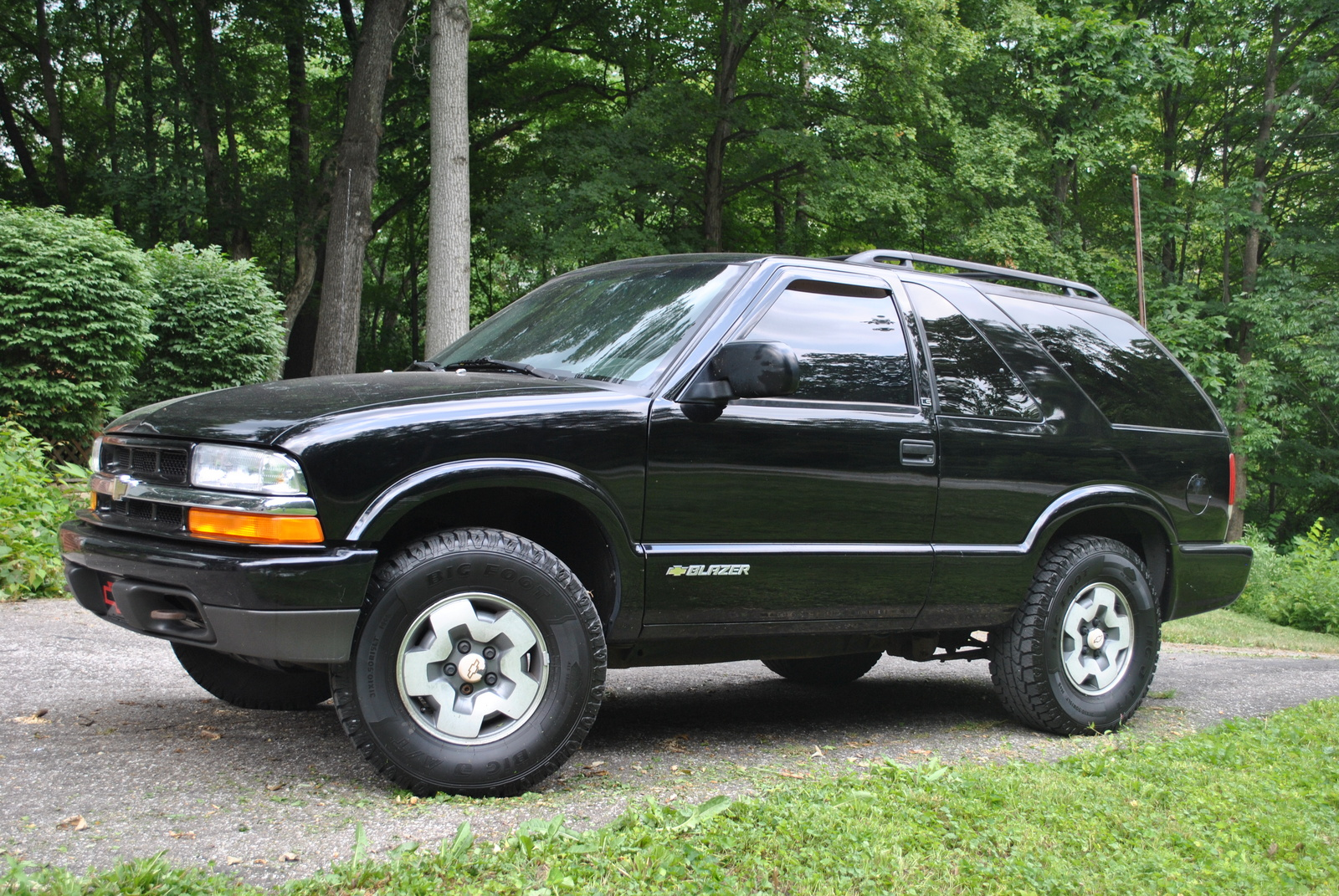 2001 Chevrolet Blazer Related Infomation,specifications
