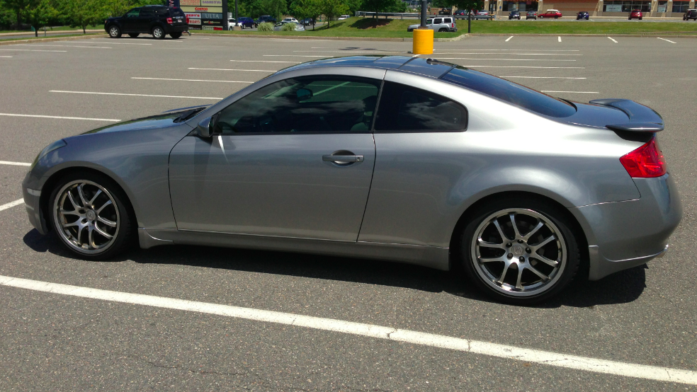 Infiniti G Coupe Pic