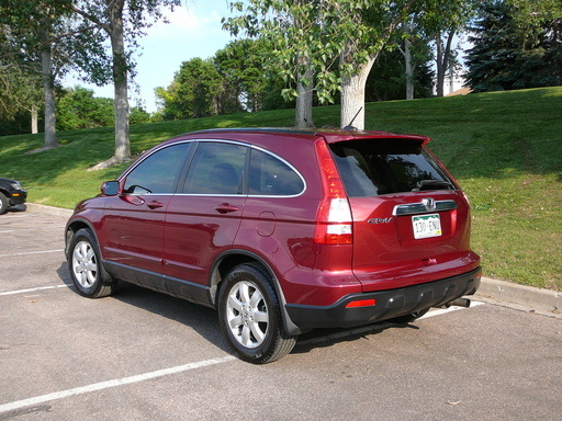 Picture of 2008 Honda CR-V EX-L AWD, exterior, gallery_worthy
