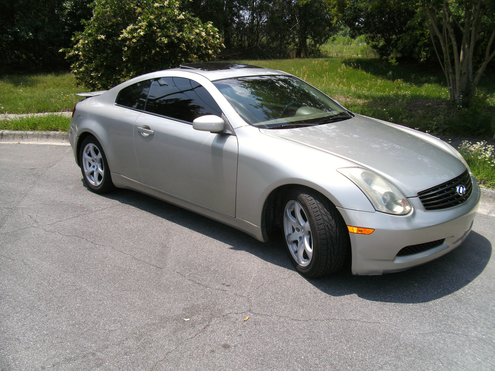 2003 infiniti g35 for sale cargurus. Black Bedroom Furniture Sets. Home Design Ideas