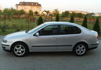 2001 Seat Toledo Picture Gallery