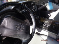 Picture of 1996 Chevrolet Corvette Convertible RWD, interior, gallery_worthy