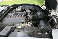 Picture of 2003 Chevrolet Corvette Coupe, engine