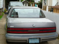 Picture of 1993 Buick Century, exterior