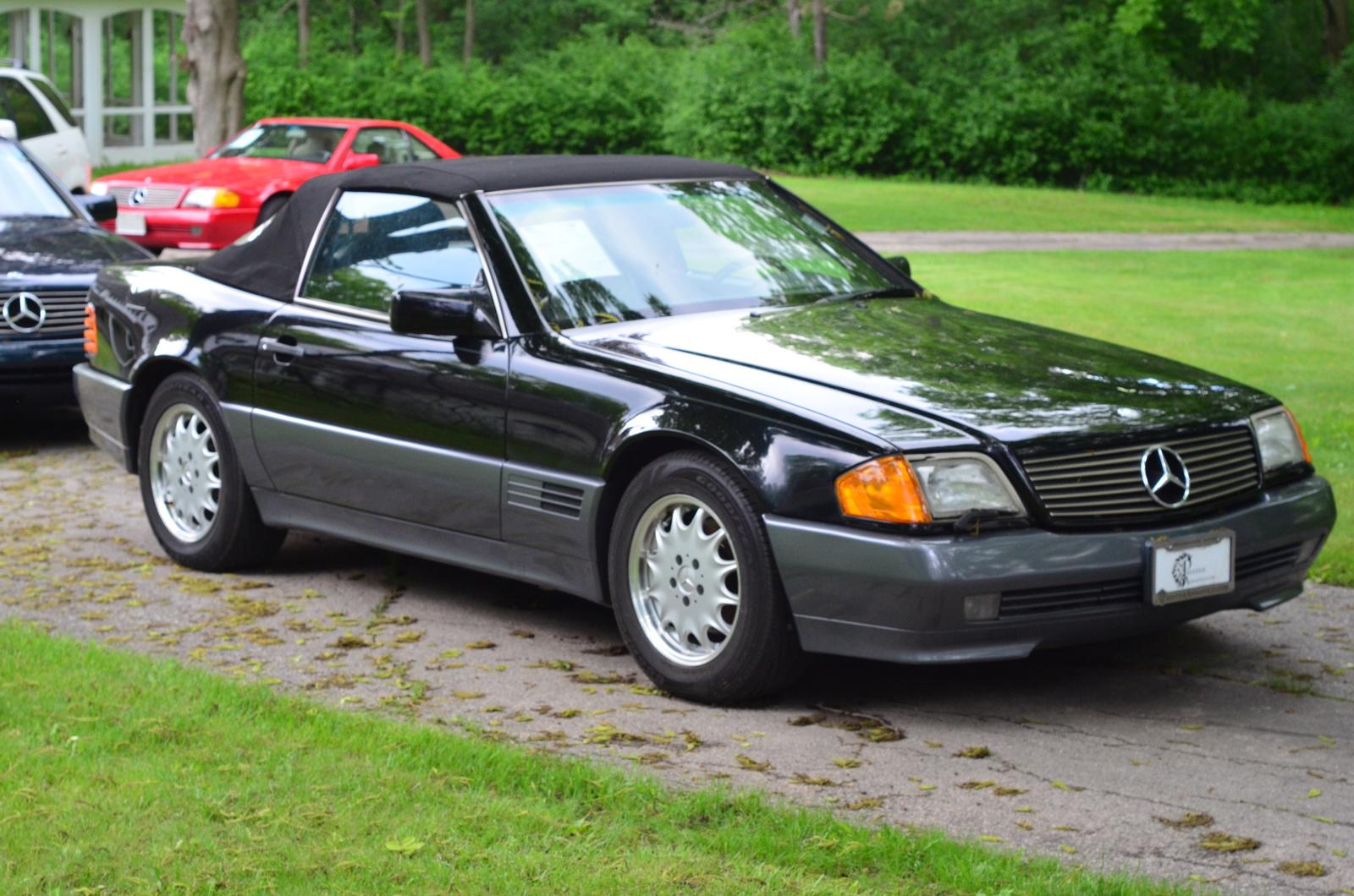1991 mercedes benz 500 class pictures cargurus for 1991 mercedes benz 500sl convertible