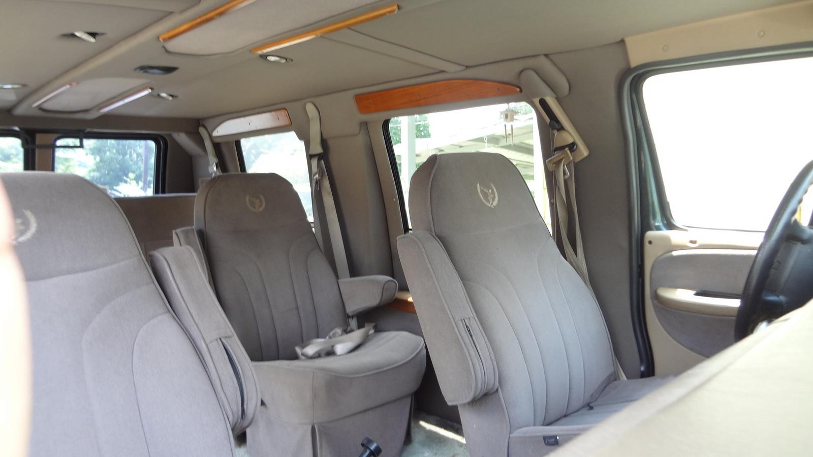 Dodge Ram Van Dr Cargo Van Pic on 1997 Dodge Ram 1500 Interior