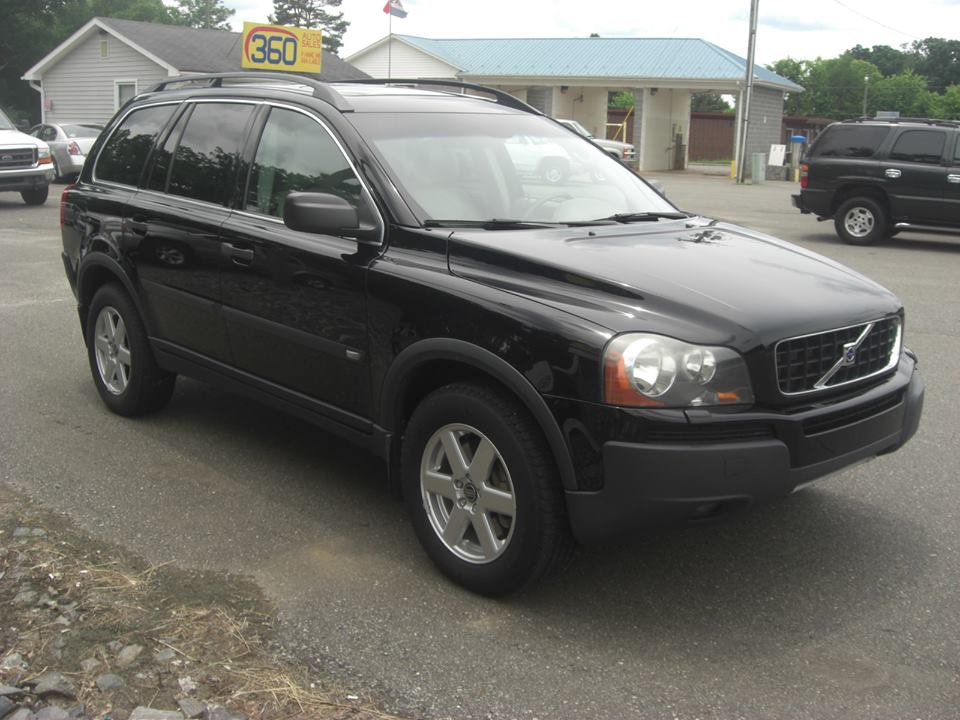 2005 volvo xc90 overview cargurus autos post. Black Bedroom Furniture Sets. Home Design Ideas
