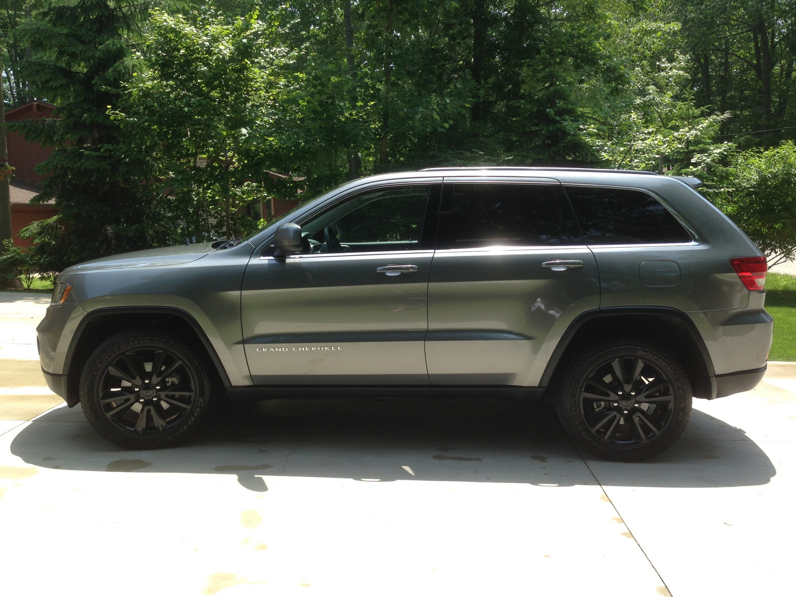picture of 2013 jeep grand cherokee altitude 4wd exterior. Cars Review. Best American Auto & Cars Review