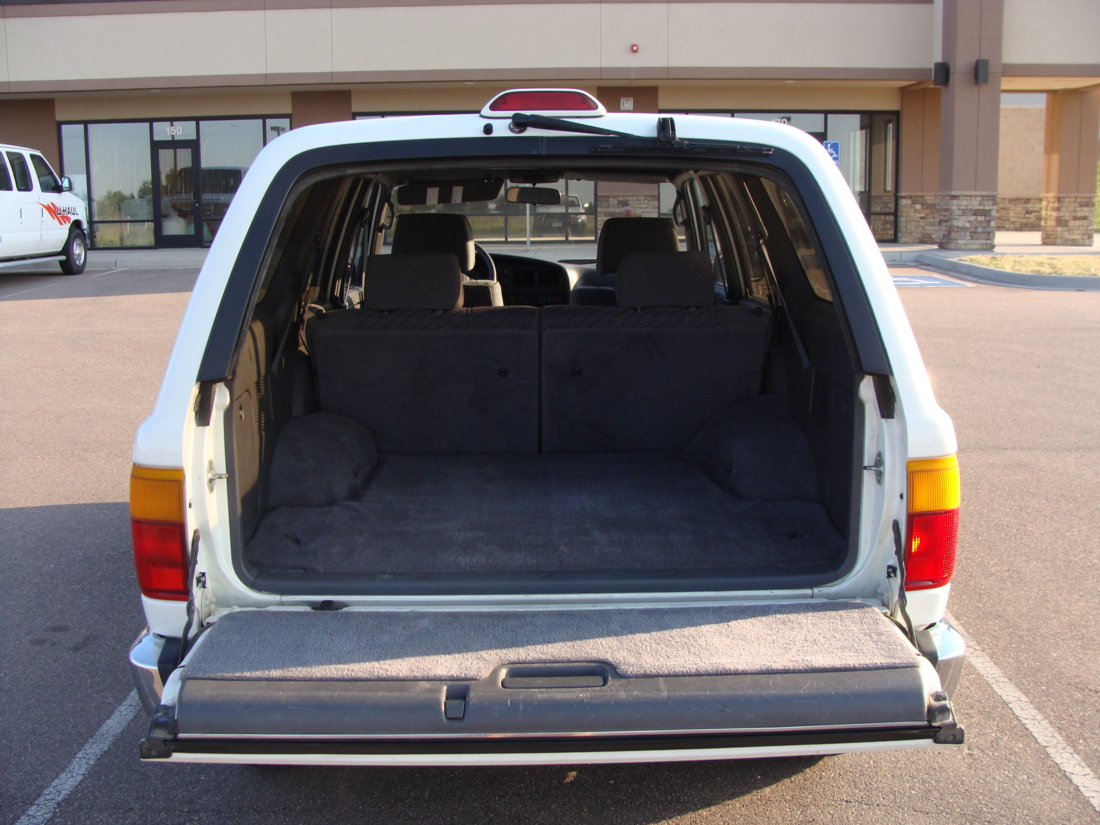 1994 Toyota 4runner Interior Pictures To Pin On Pinterest Pinsdaddy