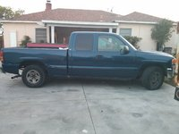 Picture of 1999 GMC Sierra 1500 SL Extended Cab SB, exterior, gallery_worthy