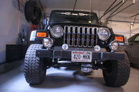 Picture of 2000 Jeep Wrangler Sport, exterior