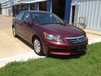 2012 Honda Accord LX picture, exterior