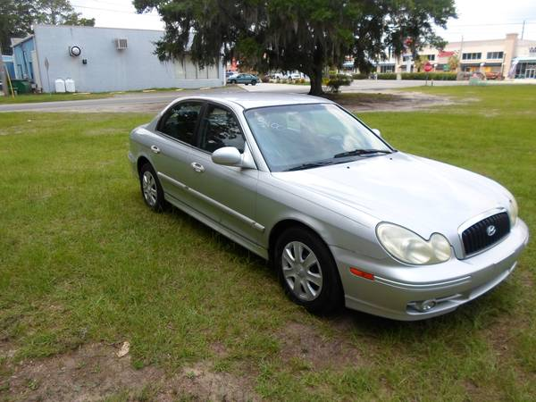 Picture of 2002 Hyundai XG350 4 Dr STD Sedan