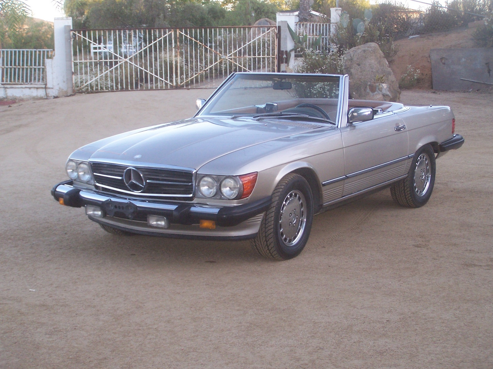 1987 mercedes benz 560 class pictures cargurus for 1987 mercedes benz 560sl value