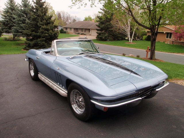 Picture of 1966 Chevrolet Corvette Convertible, exterior, gallery_worthy