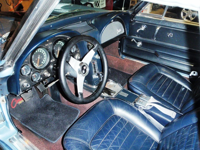 Picture of 1966 Chevrolet Corvette Convertible, interior, gallery_worthy