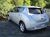 Picture of 2011 Nissan Leaf SL, exterior