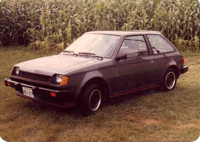 Picture of 1984 Dodge Colt, exterior