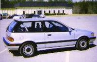 1989 Mitsubishi Mirage Overview