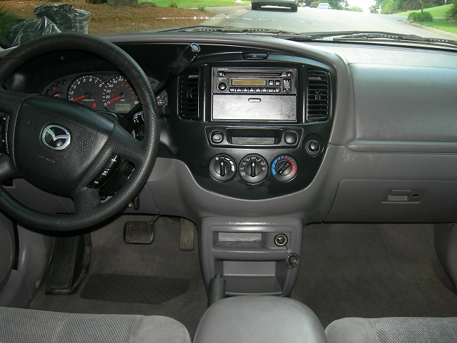 2002 Mazda Tribute Pictures Cargurus