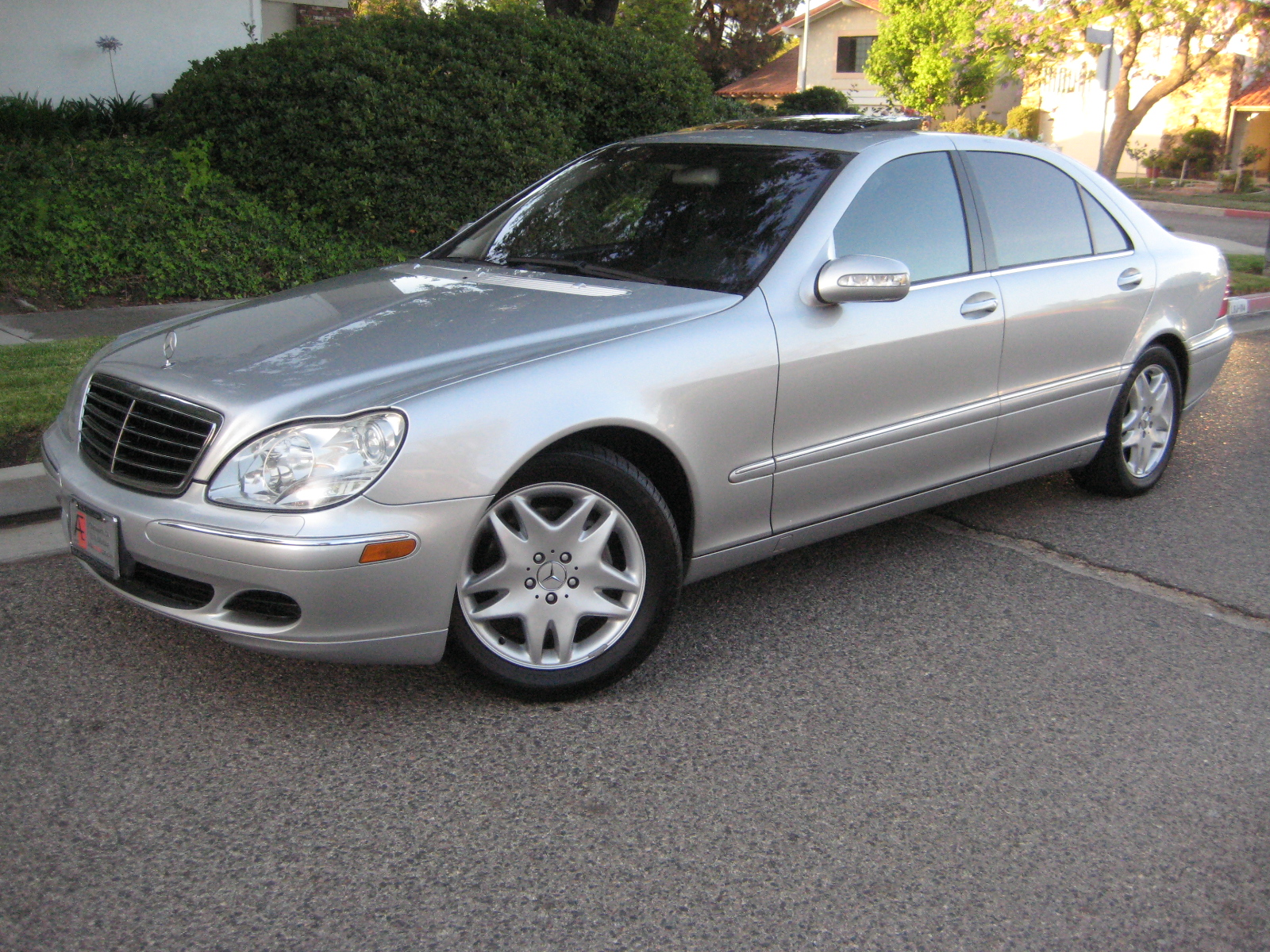 Service manual how to test 2003 mercedes benz s class for 2003 mercedes benz suv