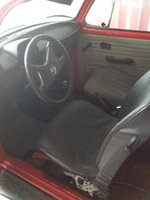 Picture of 1975 Volkswagen Beetle, interior