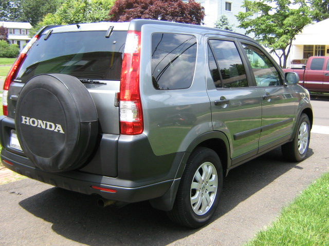 Picture of 2006 honda cr v ex awd exterior