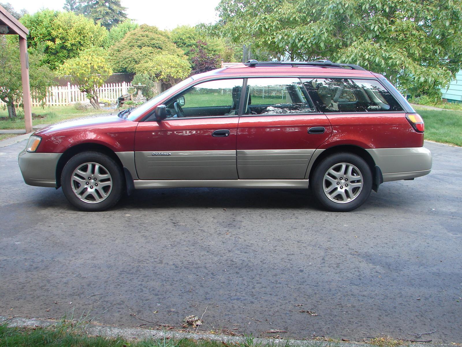 2004 Subaru Outback - Pictures - CarGurus