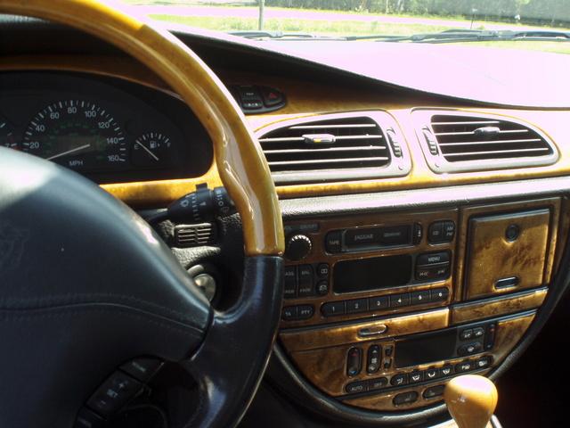 Picture Of 2000 Jaguar S TYPE 3.0, Interior, Gallery_worthy