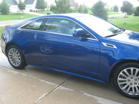 Picture of 2012 Cadillac CTS Coupe Performance AWD, exterior