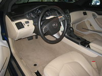 Picture of 2012 Cadillac CTS Coupe Performance AWD, interior