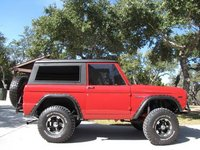 1968 Ford Bronco Picture Gallery