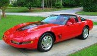 1994 Chevrolet Corvette Coupe, Targa Top Convertible, exterior