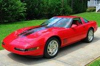 1994 Chevrolet Corvette Coupe, 1994 Corvette Red/Red, exterior