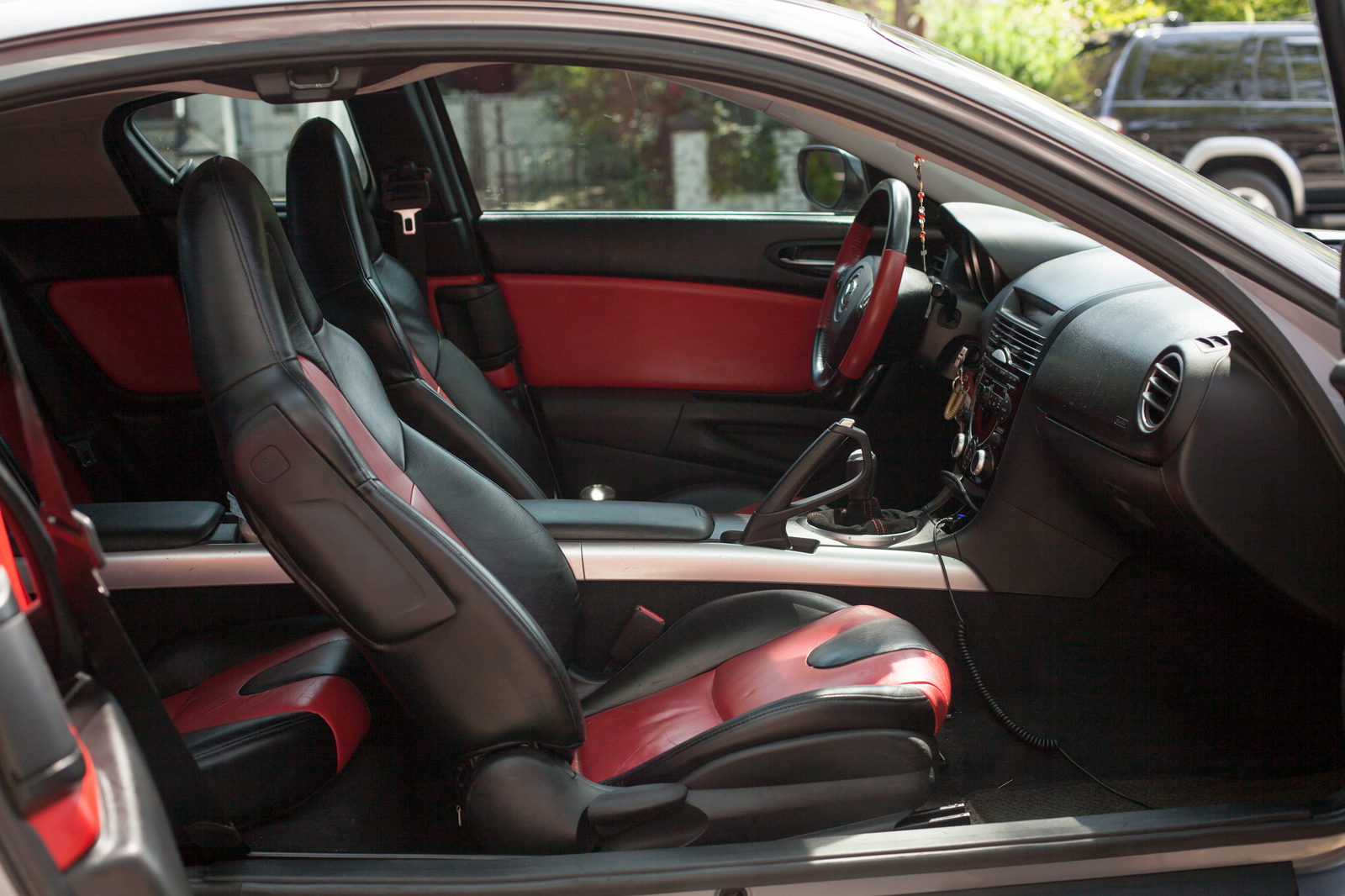 2005 mazda rx 8 interior pictures cargurus. Black Bedroom Furniture Sets. Home Design Ideas
