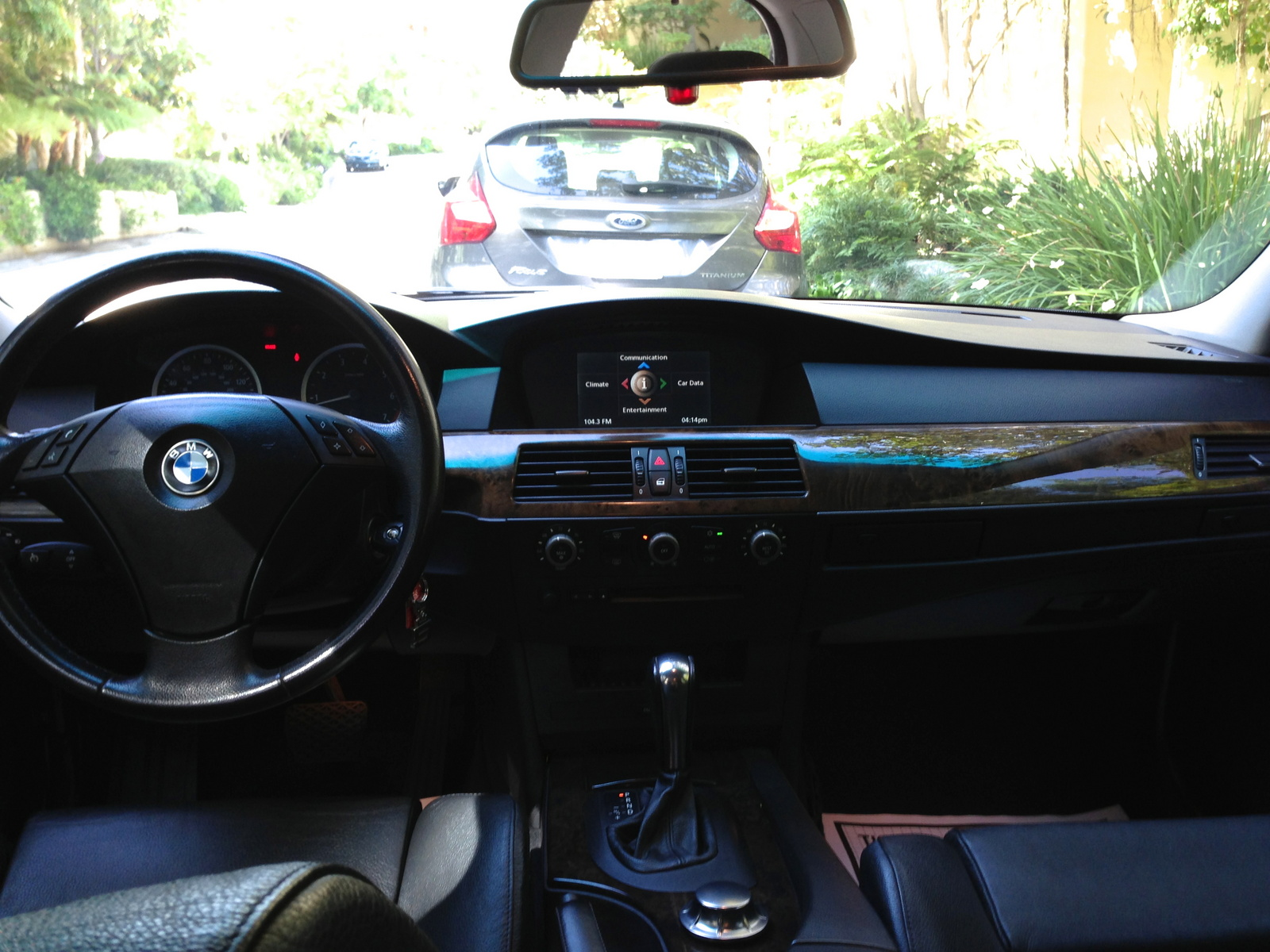 2004 Bmw 5 Series Interior Pictures Cargurus