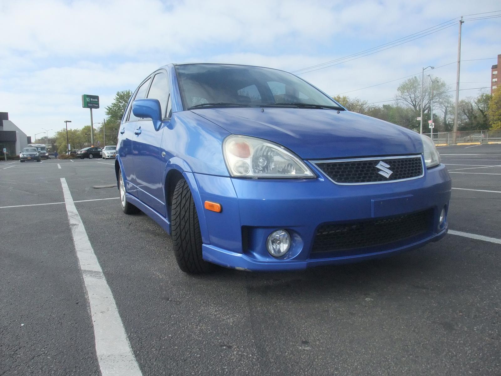 2006 Suzuki Aerio - Pictures