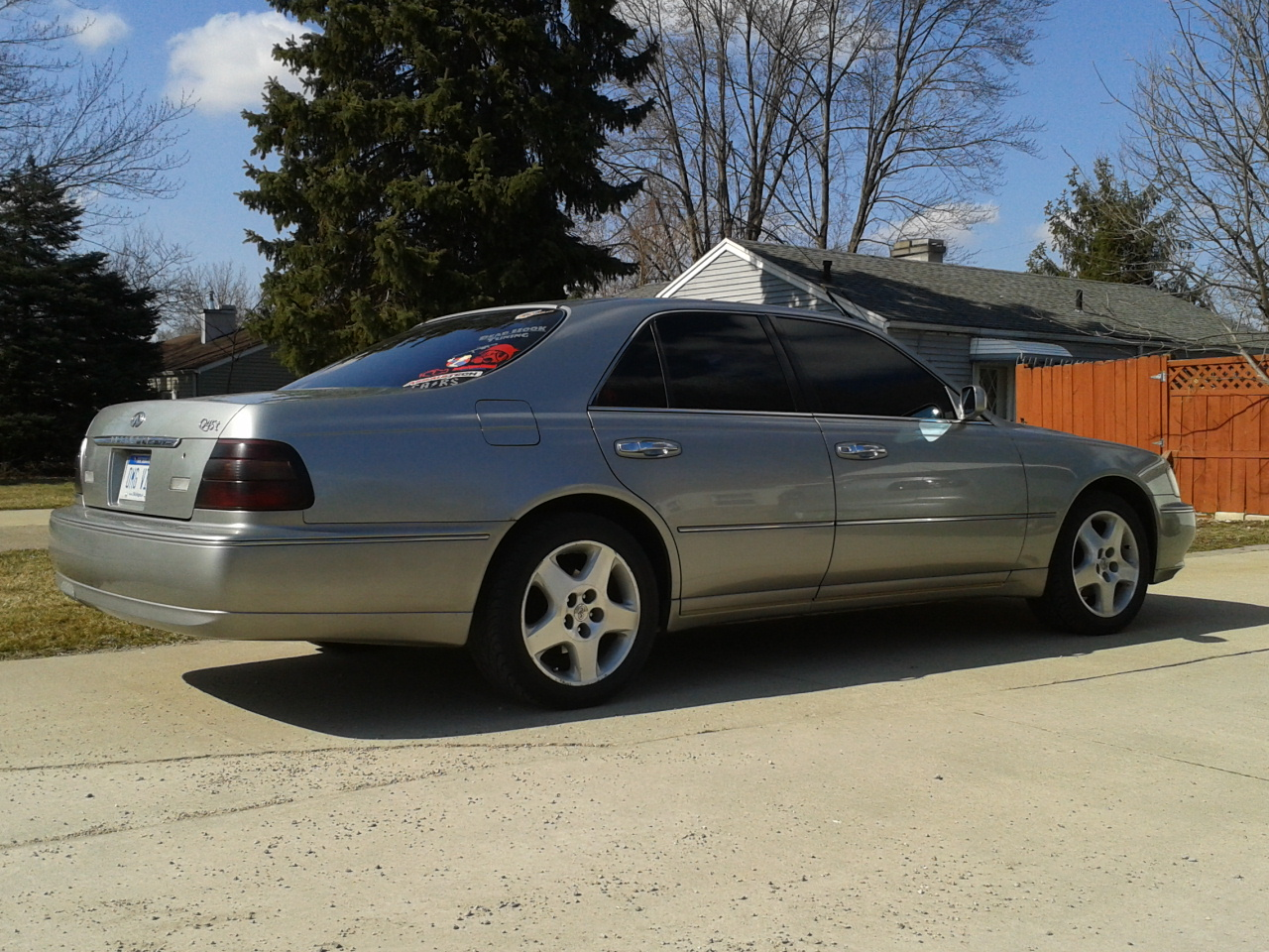 1999 Infiniti Q45 4 Dr Touring Sedan picture