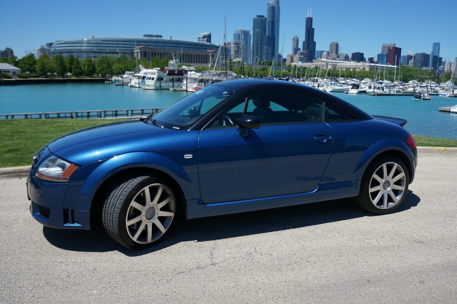 AUDI TT Coupe specs  autoevolution